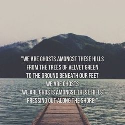 Ghosts - James Vincent McMorrow